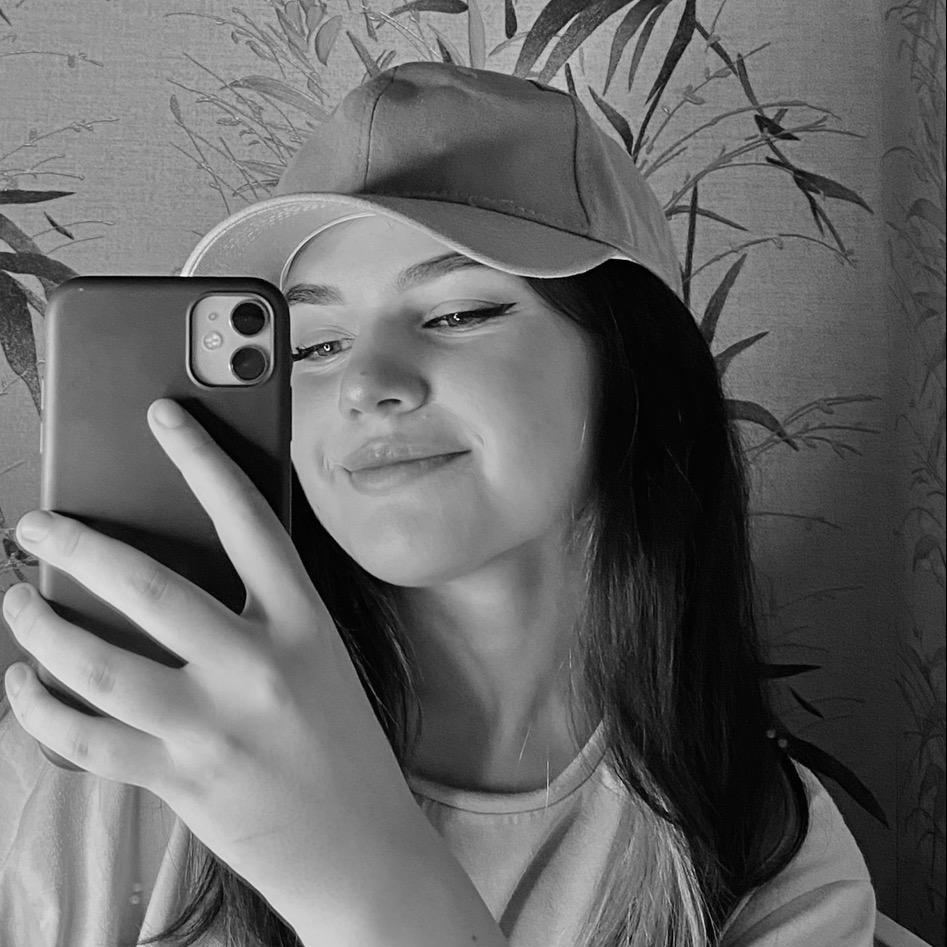 Лена TikTok avatar
