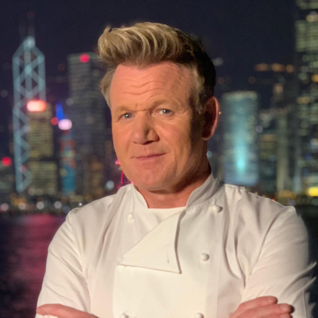 Gordon Ramsay TikTok avatar