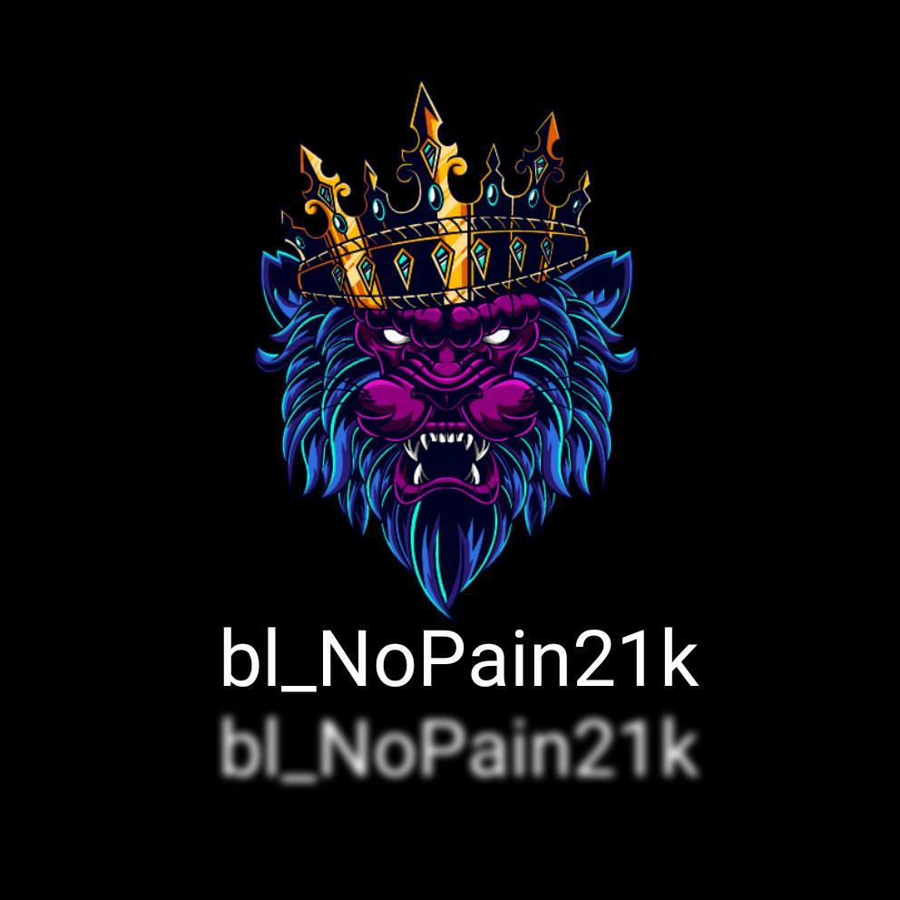 bl NoPain TikTok avatar