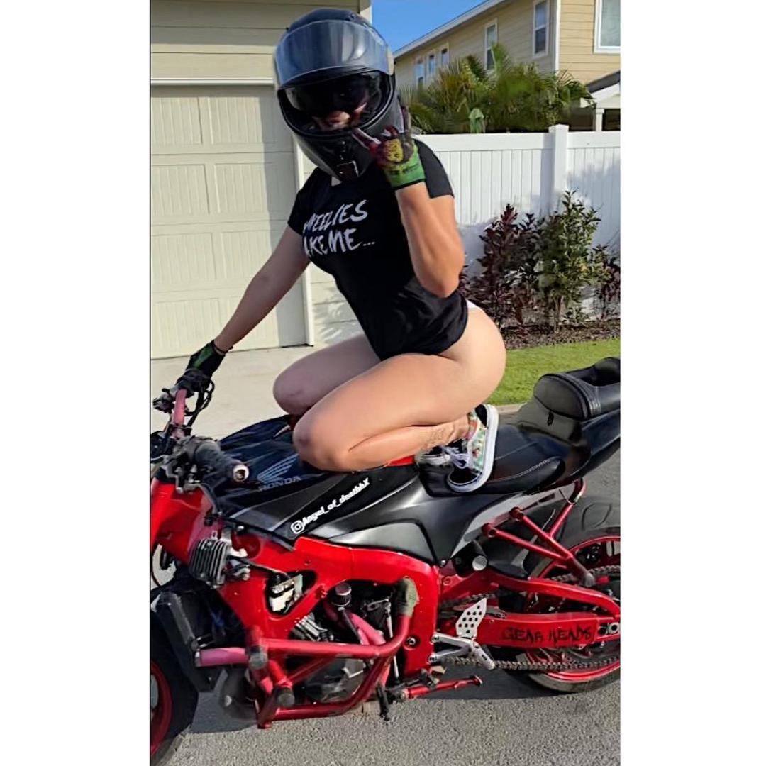 biker baddie ✨ TikTok avatar