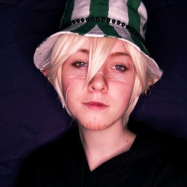 Hades TikTok avatar