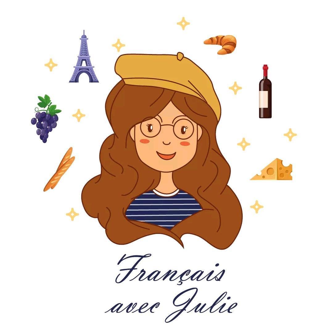 Français avec Julie TikTok avatar