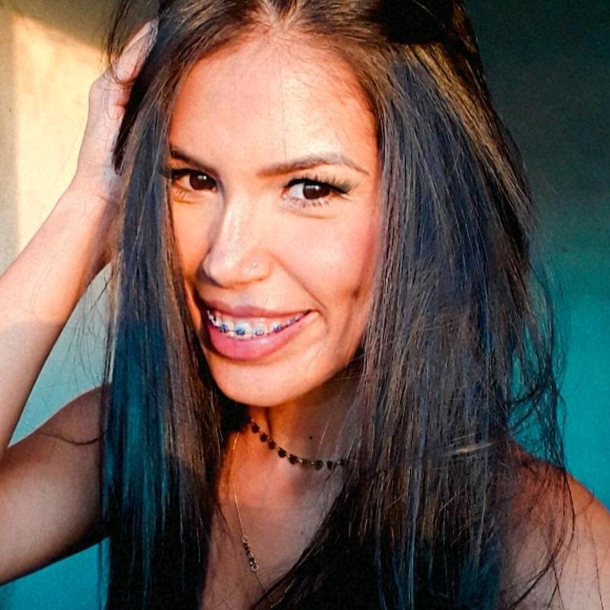 Júlia Gleisla TikTok avatar