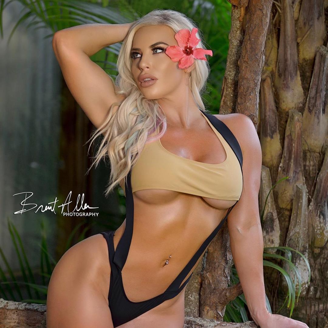 Dana Brooke TikTok avatar