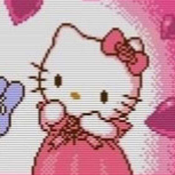 Kitty TikTok avatar