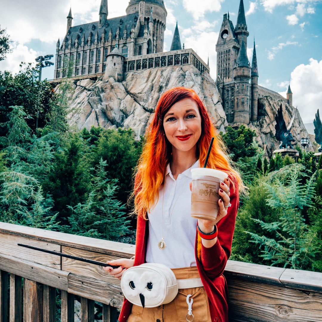 Globetrotting Ginger TikTok avatar