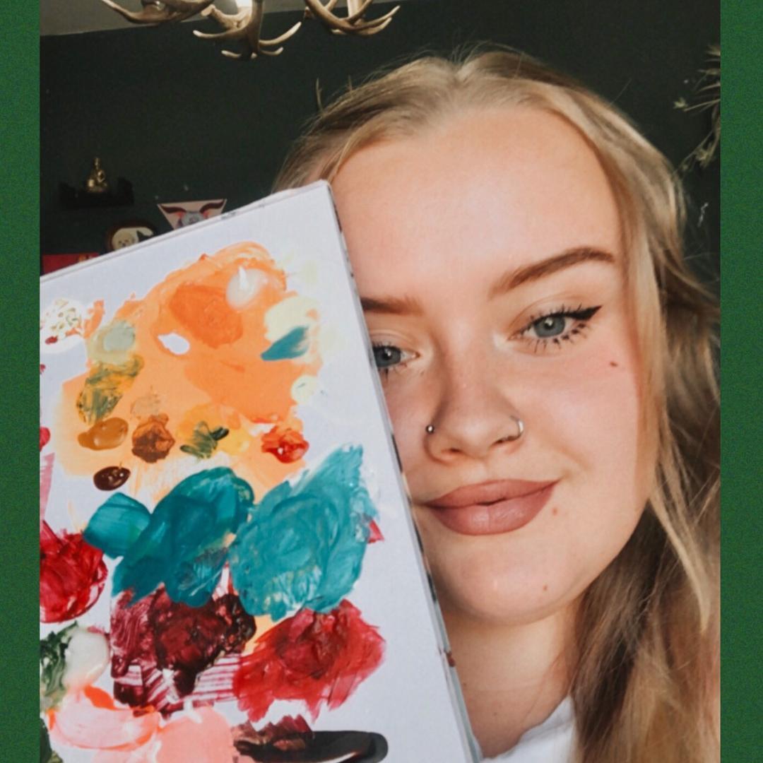 Grace 🍄🖤🌙 TikTok avatar