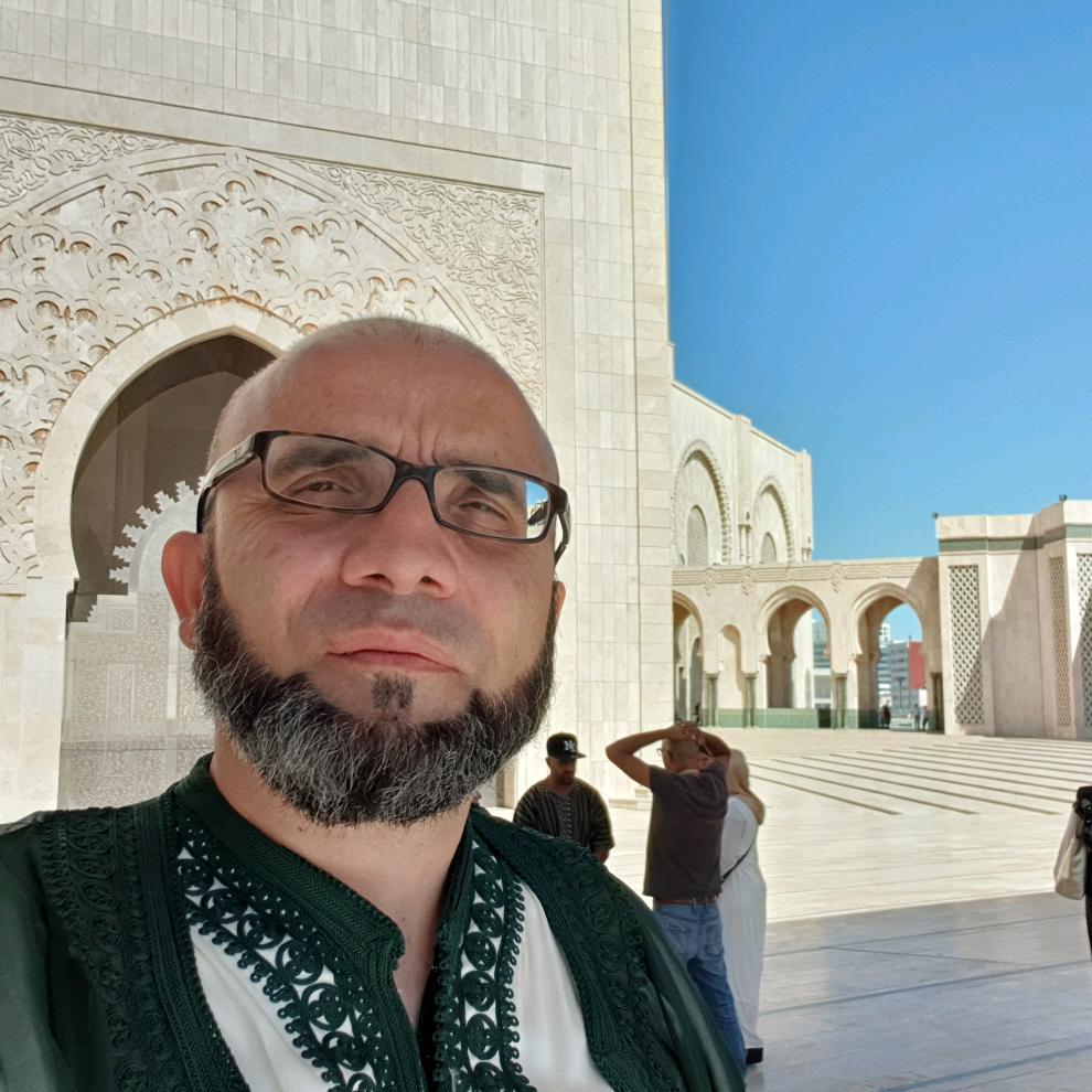 Hassan Hassanat TikTok avatar