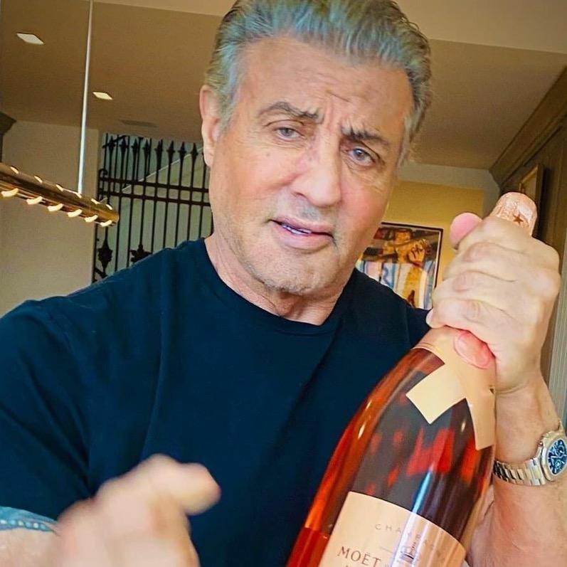 Sylvester Stallone TikTok avatar