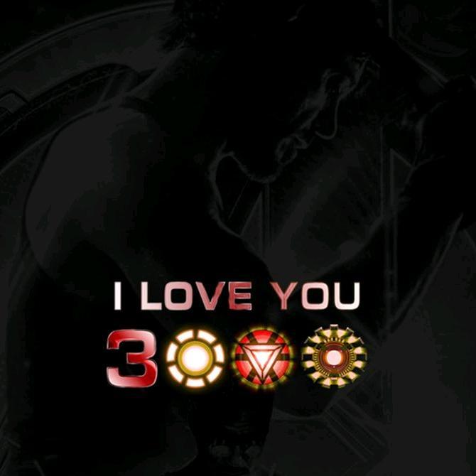 I love you 3000❤️ TikTok avatar