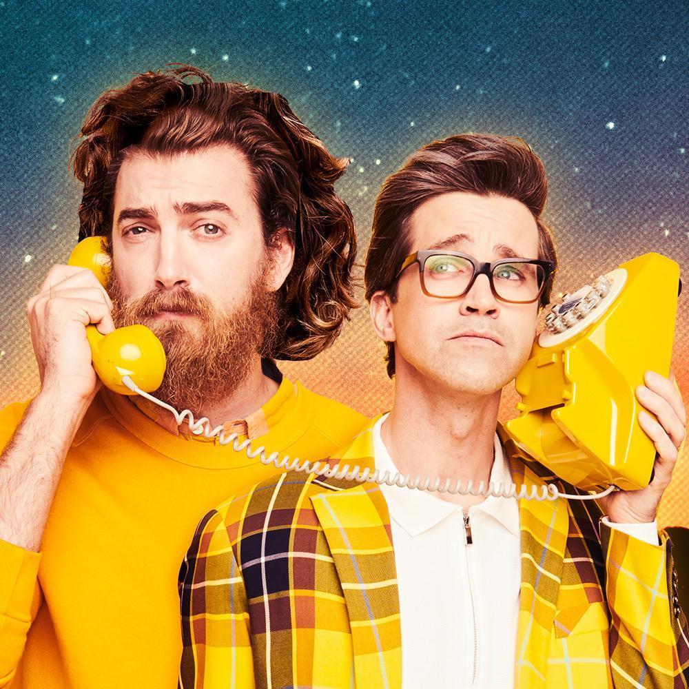 Rhett & Link TikTok avatar