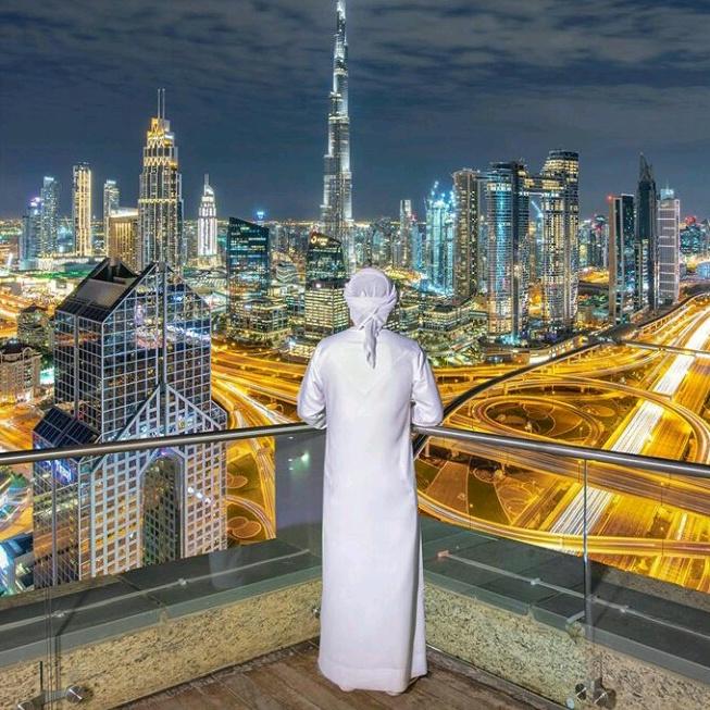 DUBAI U A E 🇦🇪 TikTok avatar