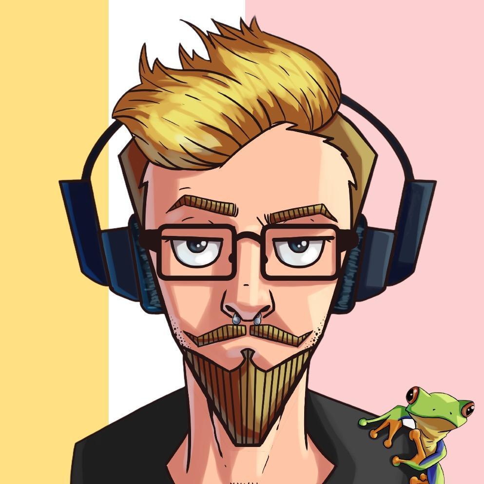 Robert Grace TikTok avatar