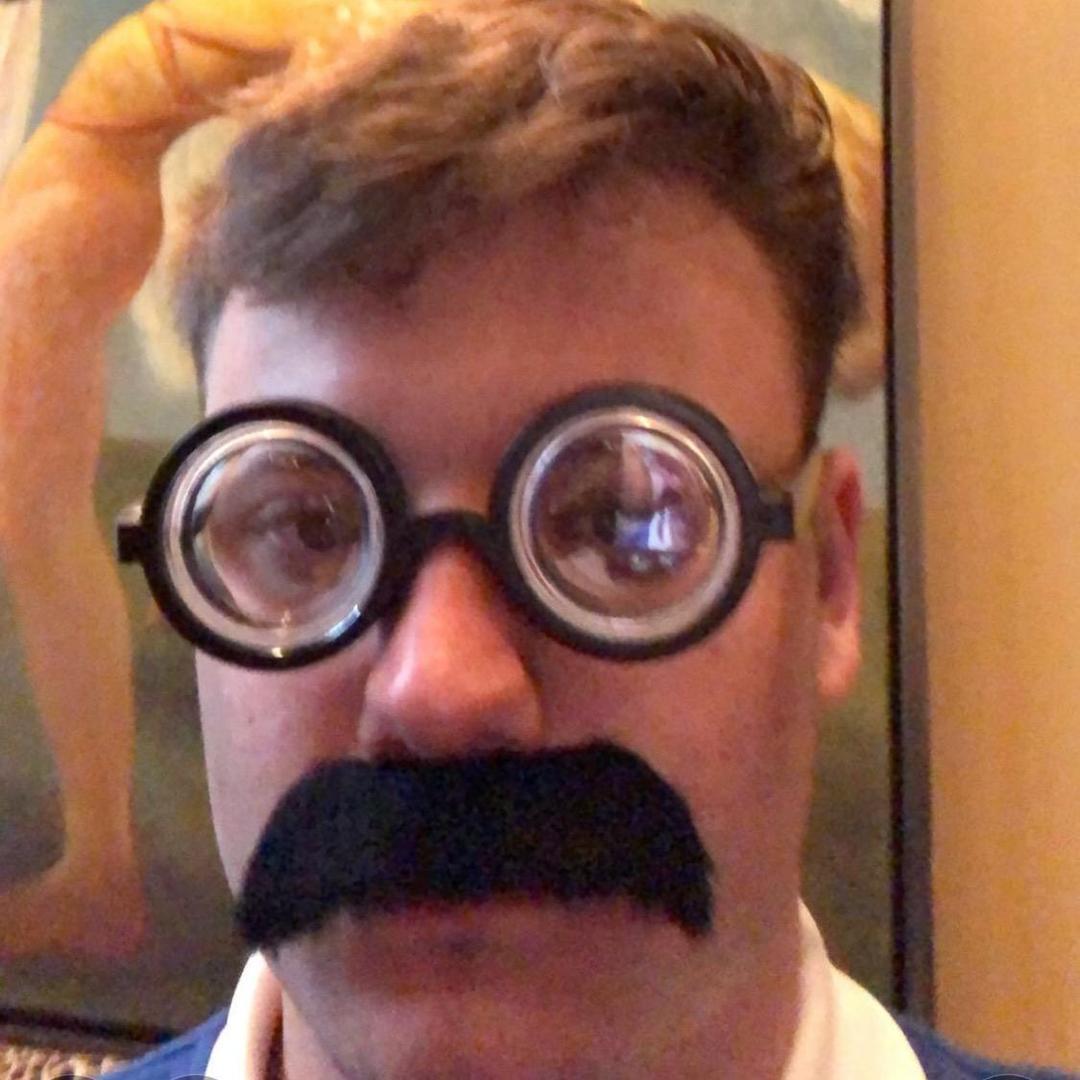 The stock guy TikTok avatar