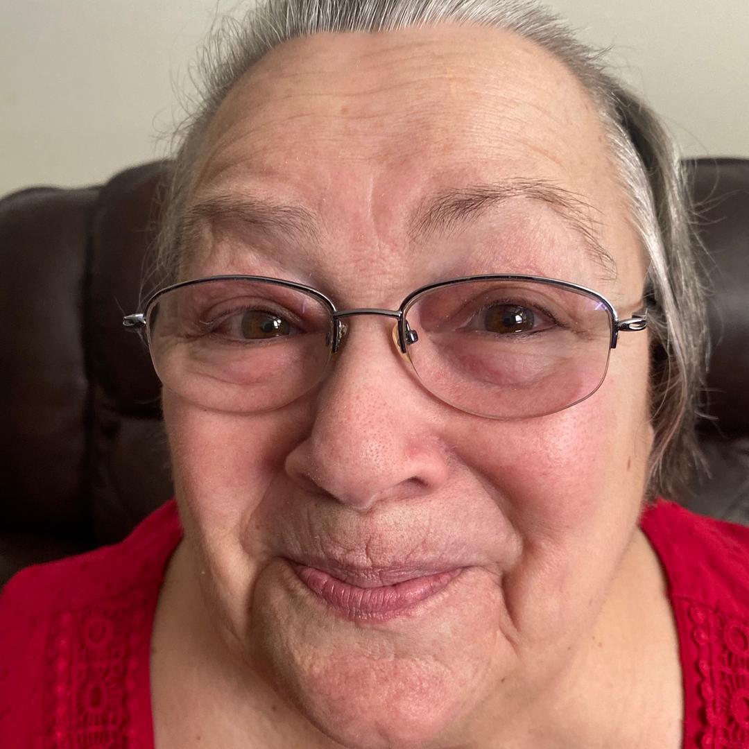 Grandma sandy TikTok avatar