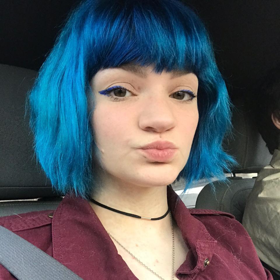 Kirsten Kathleen Dutra TikTok avatar