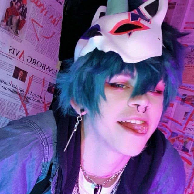 bluedreaming.cos TikTok avatar