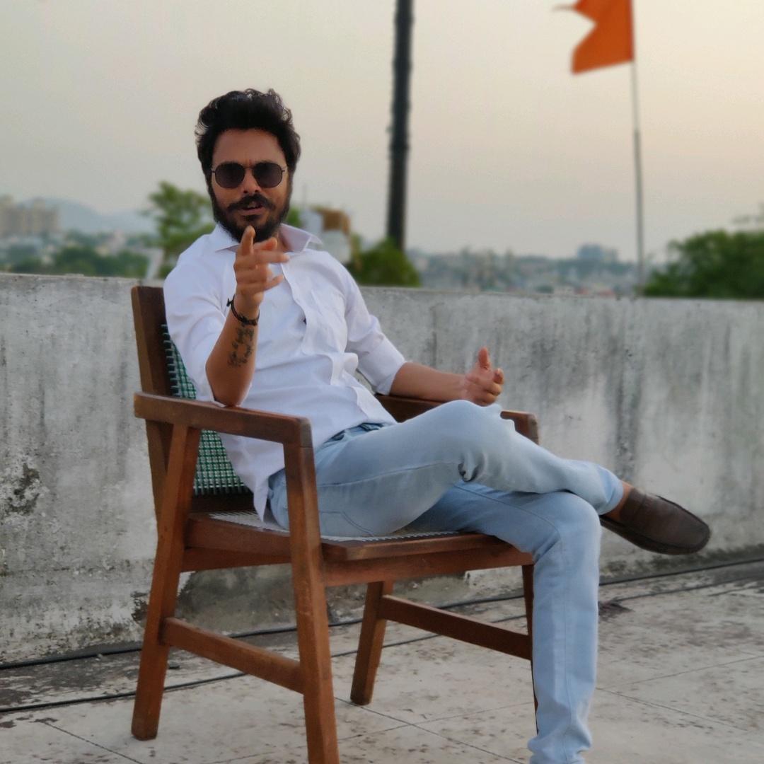 Mohit Mathur TikTok avatar
