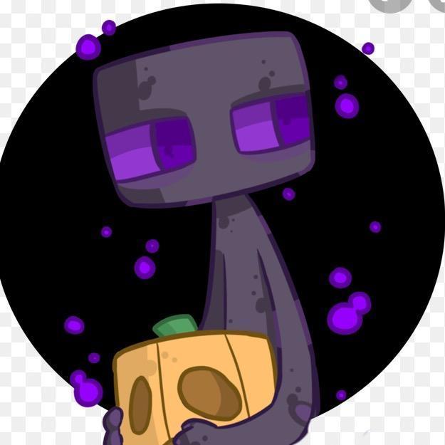 Enderman guy TikTok avatar