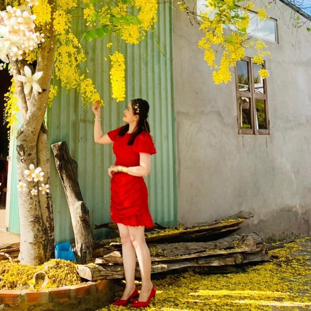 Nguyễn Ngọc Huyền TikTok avatar