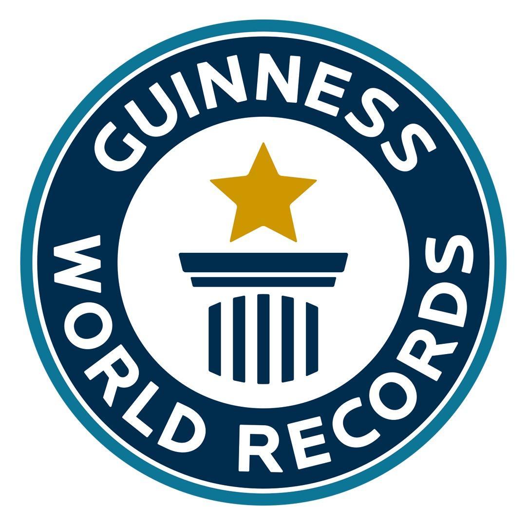 Guinness World Records TikTok avatar